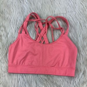 Victoria Secret Sport Strappy Sports Bra